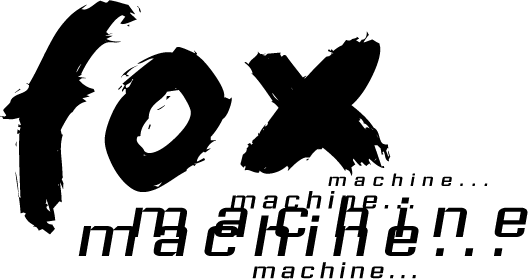 logotip Fox machine