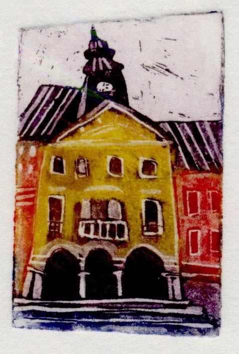 Magistrat, 3x5cm, 2006 (cena 14,50 EUR)