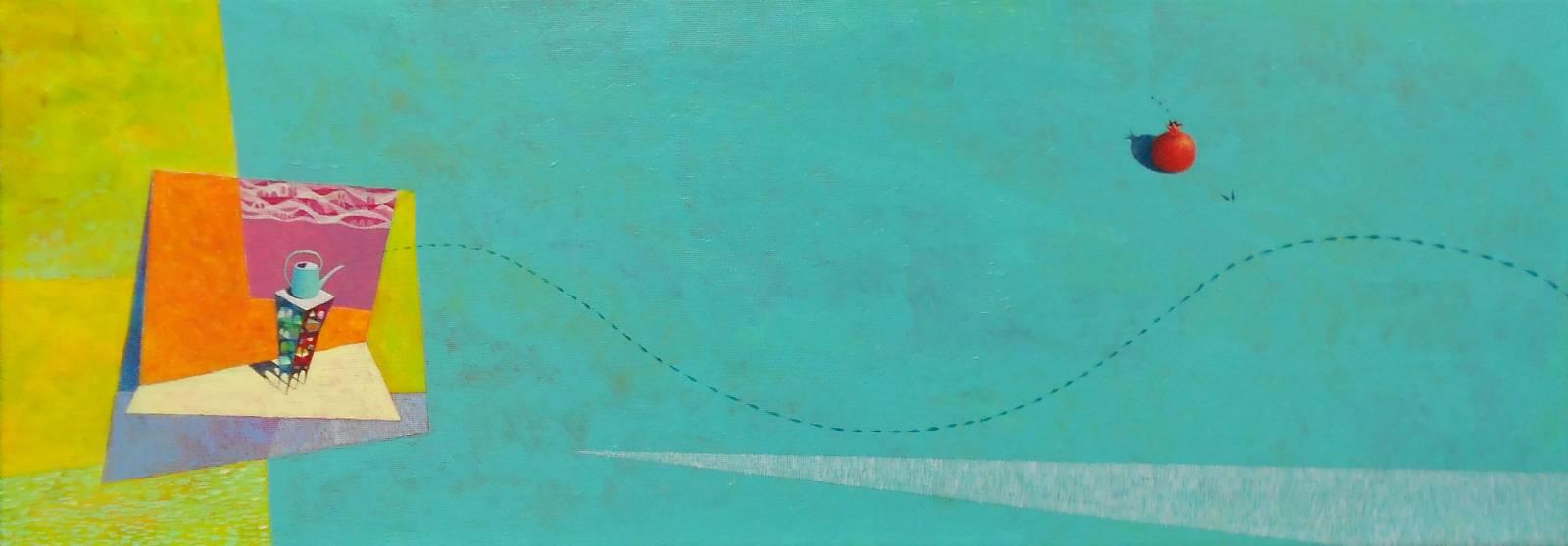 Prostranost, 34x95, 2013