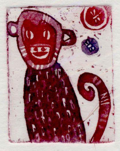 Bongo, 3x4cm, 2006 (cena 10 EUR)