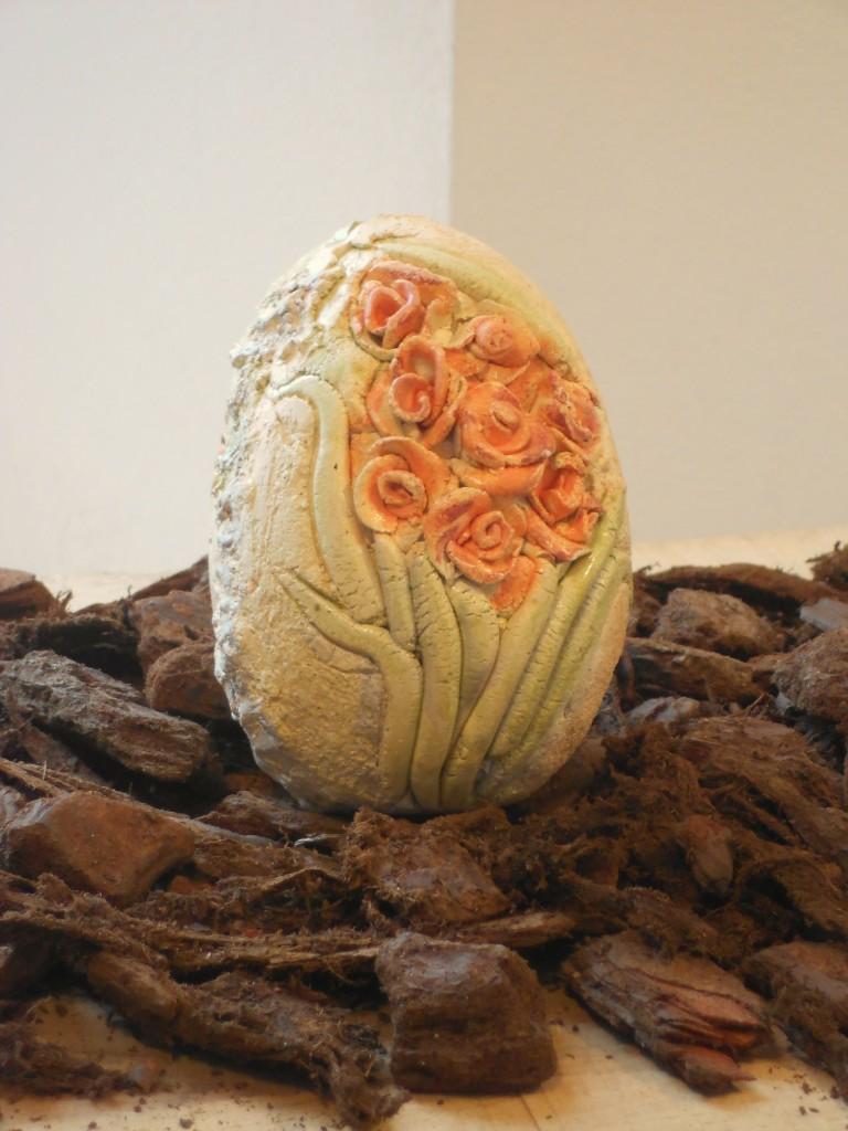 3. Miroslava Hrovatin POC, keramika,cena 40 eur