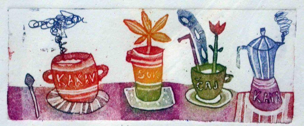 Stirje loncki, 4x10, 2007 (cena 20 EUR)