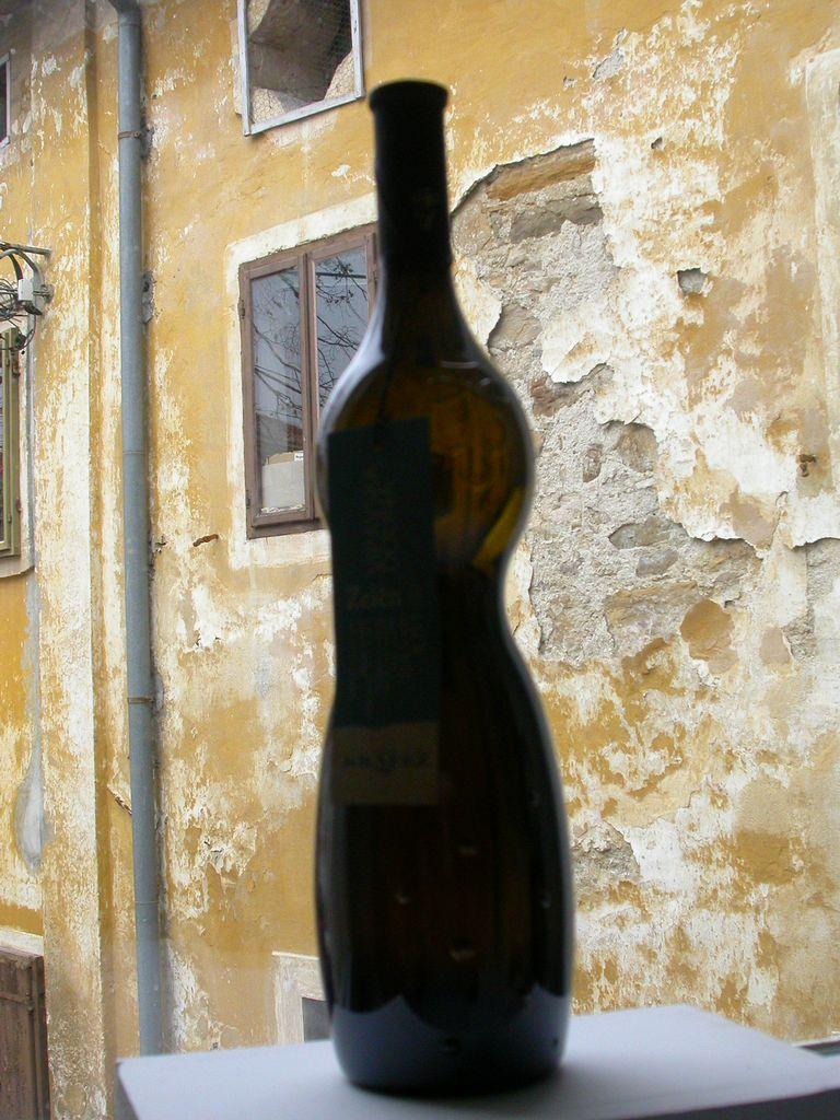 steklenica za konzorcij Zelen
